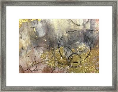 Circumnavigate II Framed Print by T Fry-Green