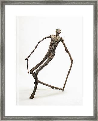 Circumverto Framed Print by Adam Long