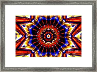 Circus Framed Print by Clayton Bruster