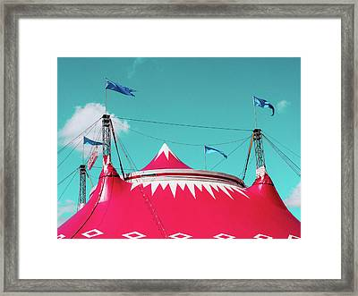 Circus Framed Print by Dylan Murphy