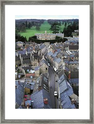 Cirencester, England Framed Print
