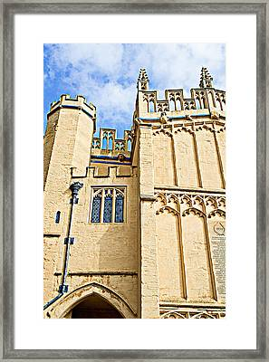 Cirencester Parish Church Framed Print