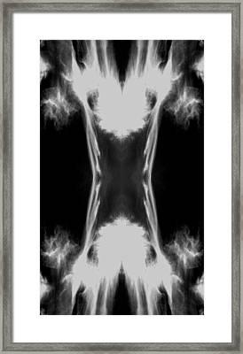 Cirrus Framed Print