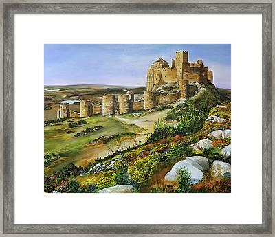 Citadel Framed Print