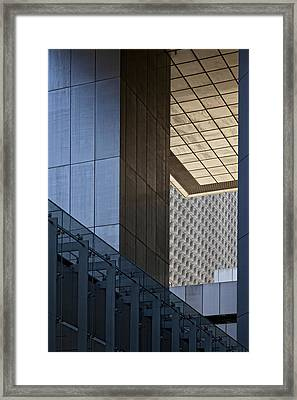 Citicorp Center Nyc Framed Print by Robert Ullmann