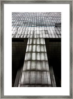 Citicorp Center Framed Print by Robert Ullmann
