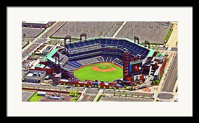 2008 World Series Framed Prints