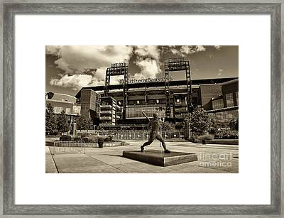 Citizens Park 1 Framed Print by Jack Paolini