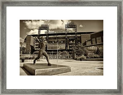 Citizens Park 2 Framed Print