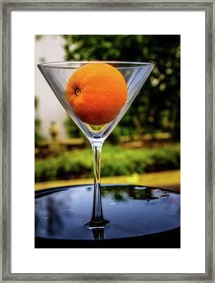 Citrus Still Life  Framed Print