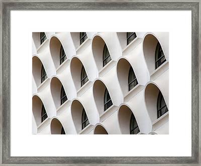 City 1053 Framed Print