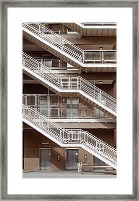 City 1060 Framed Print