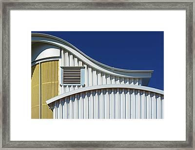 City 190 Framed Print