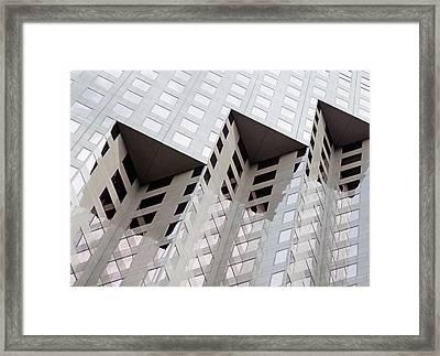 City 245 Framed Print
