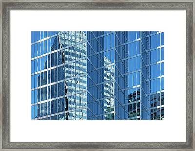 City 341 Framed Print