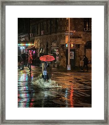 City Colors Framed Print