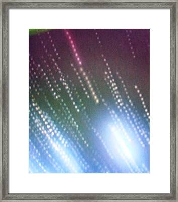 City Lights Framed Print by Rana Adamchick