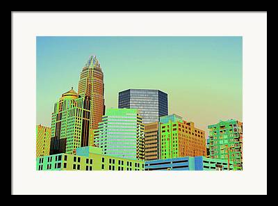 Pop Artcolorful Framed Prints