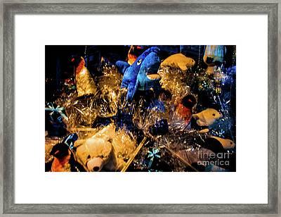 Citykunst Framed Print