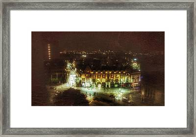 Framed Print featuring the photograph Citylife by Isabella F Abbie Shores FRSA