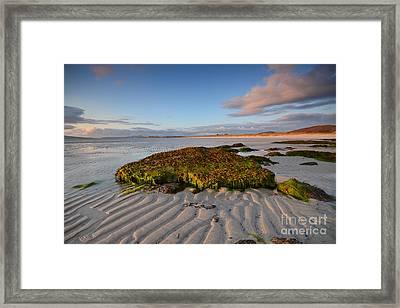 Clachan, North Uist Framed Print