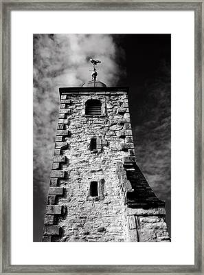 Clackmannan Tollbooth Tower Framed Print