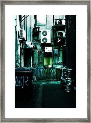 Clandestine Framed Print by Andrew Paranavitana