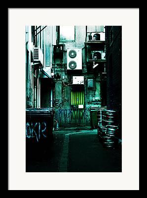 Dumpmaster Framed Prints