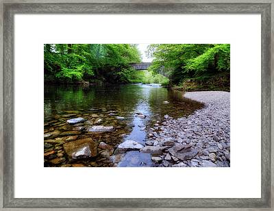 Clappersgate - Lake District Framed Print