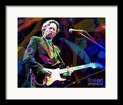 The Bluesbreakers Framed Prints