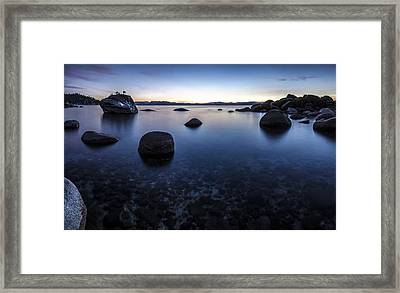 Clarity Framed Print by Brad Scott