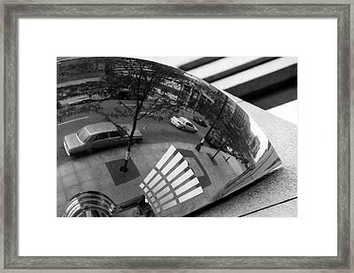 Clark Street Framed Print