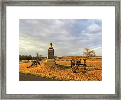 Clark's Battery Framed Print by Patricia Rich