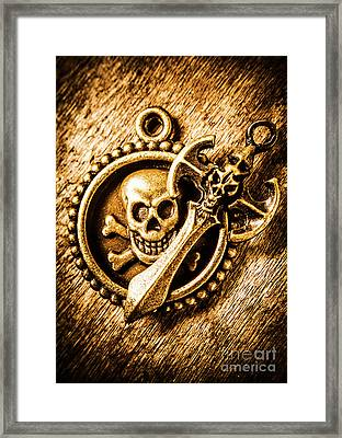 Clash Of The Dead Framed Print by Jorgo Photography - Wall Art Gallery