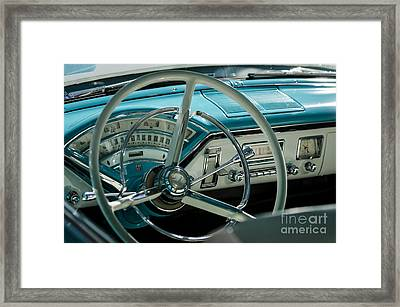 Classic Framed Print by Andrea Silies