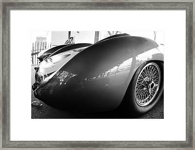 Classic Aston Martin Framed Print