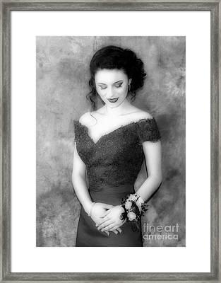 Classic Beauty Framed Print