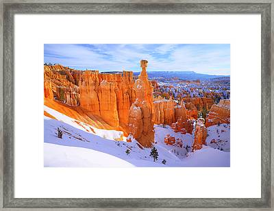Classic Bryce Framed Print by Chad Dutson