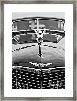 Classic Cadillac Framed Print by Jamie Pham
