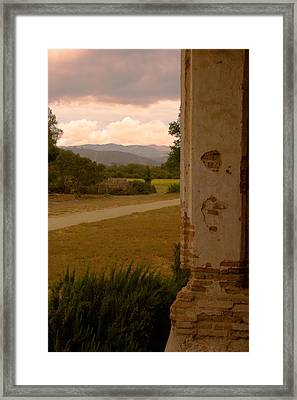 Classic Dream Framed Print by Charlie Hunt