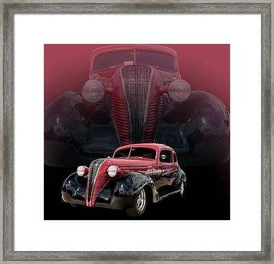 Classic Framed Print by Jim  Hatch