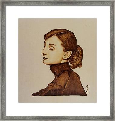Classic Framed Print by Jo Schwartz