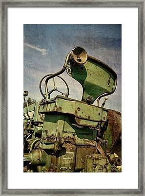 Classic John Deere 3.0 Framed Print