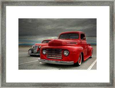 Classic Framed Print by Patrick English