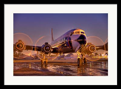 Dc7b Framed Prints