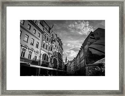 Classic Riga  Framed Print by Carol Japp