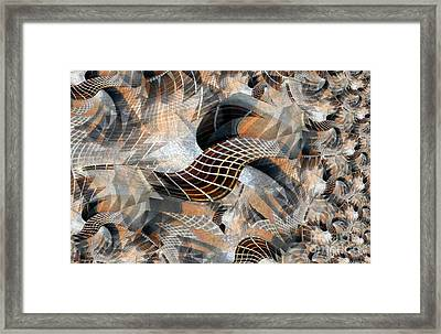 Classical-1 Framed Print by Ron Bissett