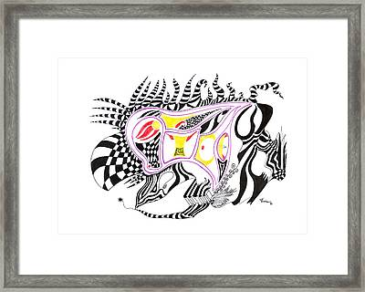 Classical Music Framed Print by Peter Hermes Furian
