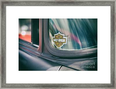 Classics Framed Print by Tim Gainey