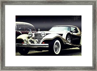 Framed Print featuring the photograph Classy... by Al Fritz